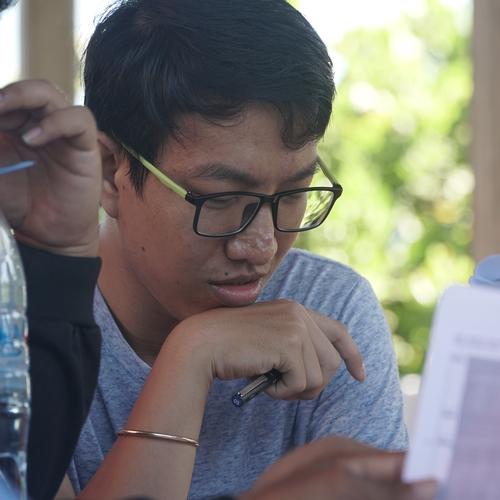 Portrait of Lim Sojiwin